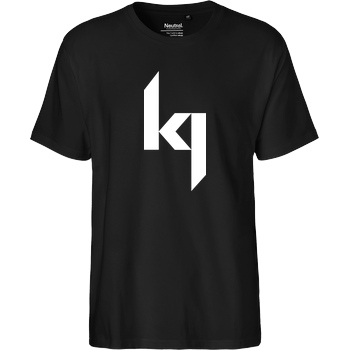 Kjunge Kjunge - Logo T-Shirt Fairtrade T-Shirt
