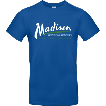 Madison Hotels multicolor