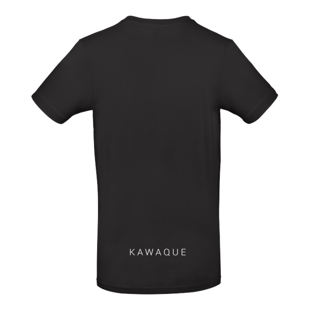 KawaQue - KawaQue - Race chinese - T-Shirt - B&C EXACT 190 - Schwarz