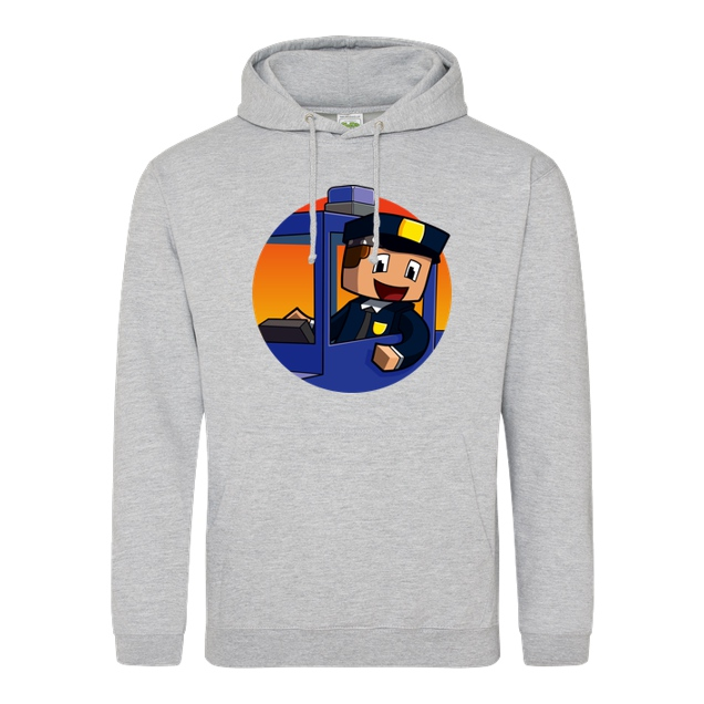 Centex - Centex - Polizei - Sweatshirt - JH Hoodie - Heather Grey