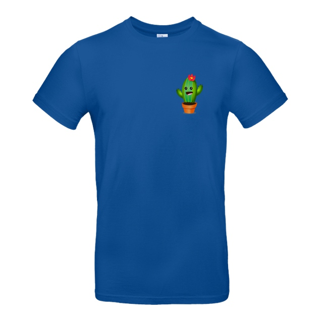 Brawl Bro - Crow Bro - Brawl Bro - Stachel Bro small - T-Shirt - B&C EXACT 190 - Royal Blue
