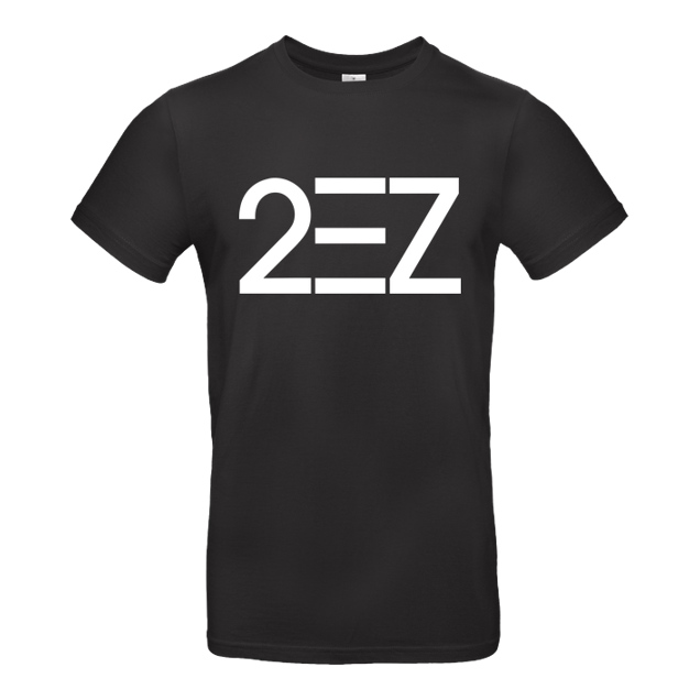 MarcelScorpion - MarcelScorpion - 2EZ - T-Shirt - B&C EXACT 190 - Black
