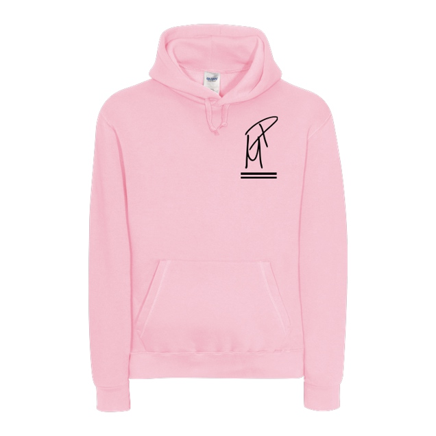 Miguel Pablo Miguel Pablo - Signature Sweater Sweatshirt B&C HOODED - Pink