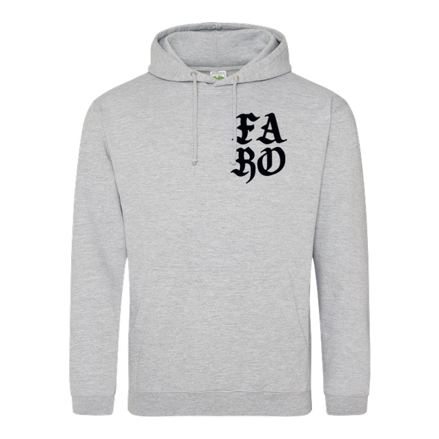 Faro - Faro - FARO - Sweatshirt - JH Hoodie - Heather Grey