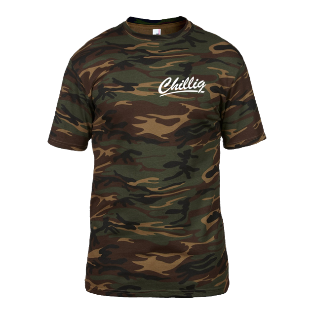 AimBrot - Aimbrot - Chillig - T-Shirt - Anvil Heavy Tee - Camouflage
