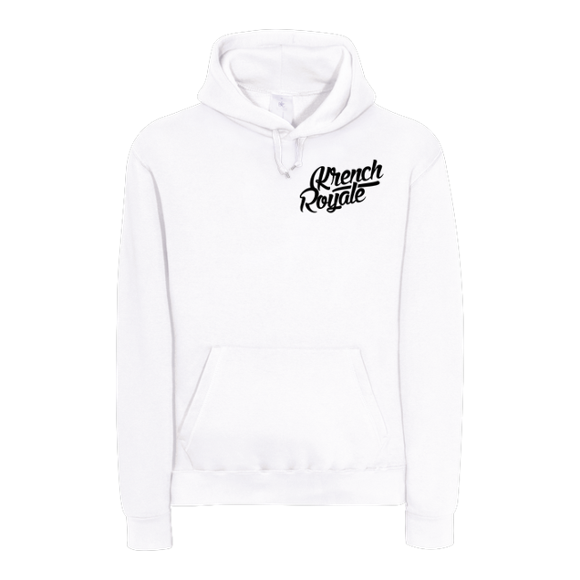 Krench Royale - Krench - Royale - Sweatshirt - B&C HOODED - weiss