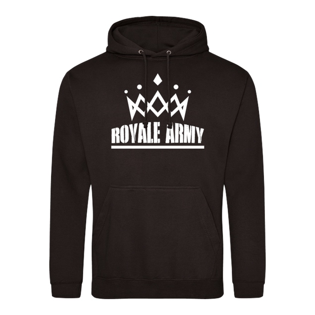 Krench Royale - Krench - Royale Army - Sweatshirt - JH Hoodie - Schwarz