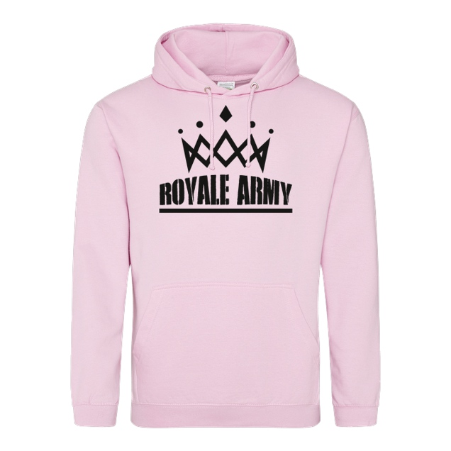 Krench Royale - Krench - Royale Army - Sweatshirt - JH Hoodie - Rosa