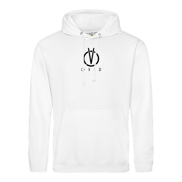 CanBroke - Can - Over Logo - Sweatshirt - JH Hoodie - Weiß