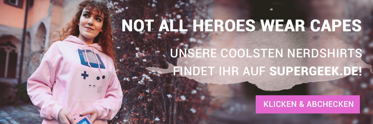 geekshirts nerdshirts supergeek.de